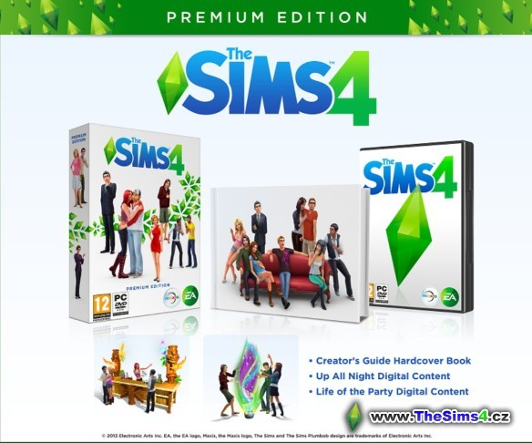 The Sims 4 - Prémiová edice
