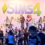 Fanoušci The Sims 4 na Gamescomu