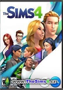 Fanouškovský obal The Sims 4