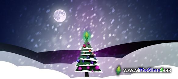 Vánoce s The Sims4.cz :)