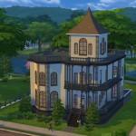 Bydlení ve vilách v The Sims 4
