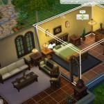 Rychlé stavění v The Sims 4