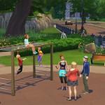 Park plný Simíků