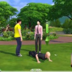 The Sims 4 Let's play