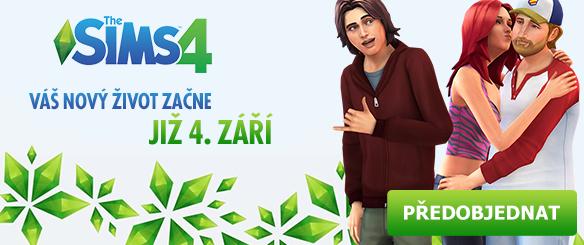 Předobjednat The Sims 4