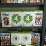 Foto - krabice s The Sims 4