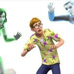 Duchové straší v The Sims 4