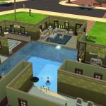 Bazénový dům