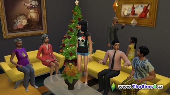 Veselé Vánoce přejí i Karkulkovi!