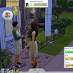 Sabina mezitím porodila a Samuel se smířil s faktem, že bude vychovávat nevlastní dceru.