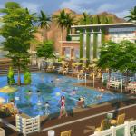 E: Překrásný prázdninový resort