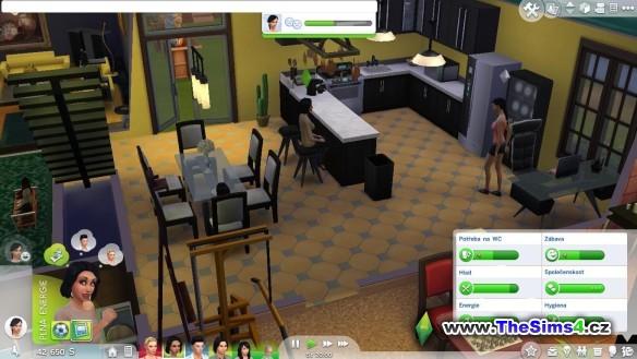 Debora se po dlouhé době cití konečně plná energie, zdá se, že se jí nový dům líbí a přinesl jí do života novou sílu.