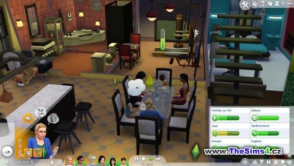 Na rodinné setkání se samozřejmě Kryštofovo záškoláctví probírá, ale Sabina musí napsat úkoly i se svými dětmi a Debora by chtěla začít nový život - vždyť pomalu stárne!
