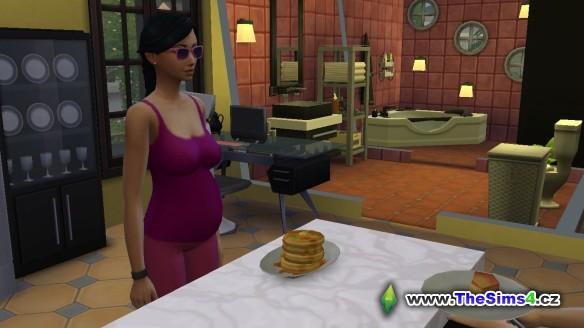 A tady už je to i poznat, Debora bude mít miminko s neznámým sportovcem!