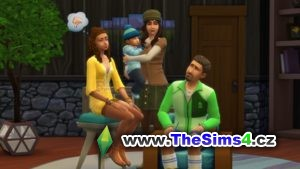 Rozšíření The Sims 4: Roční období