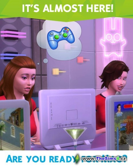 The Sims 4 for Mac almost there!