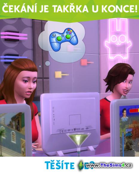The Sims 4 pro Mac již brzy!