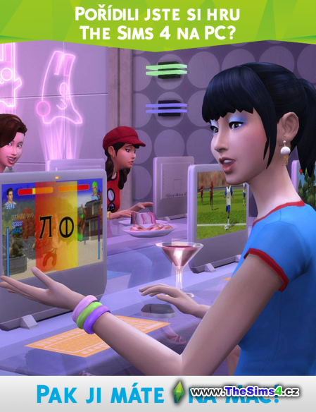 The Sims 4 pro PC a Mac