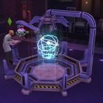 Simík v laboratoři