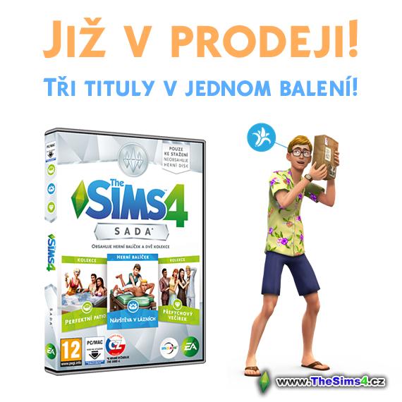 The Sims 4 sada