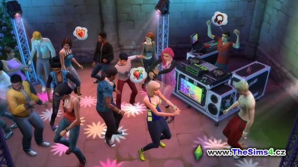 Party v klubu - pořádná společná zábava