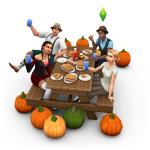 Momentka z Oktoberfestu