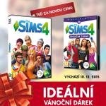 The Sims 4 - ideální vánoční dárek