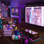 The Sims 4: Domácí kino