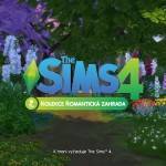 The Sims 4: Romantická zahrada