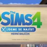 Herní balíček The Sims 4: Jdeme se najíst