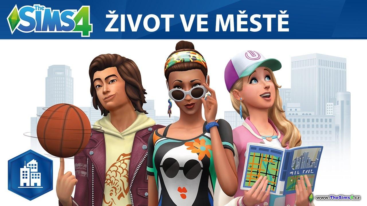 the sims 4 život ve městě ke stažení zdarma