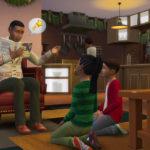 Sváteční atmosféra a setkání rodiny
