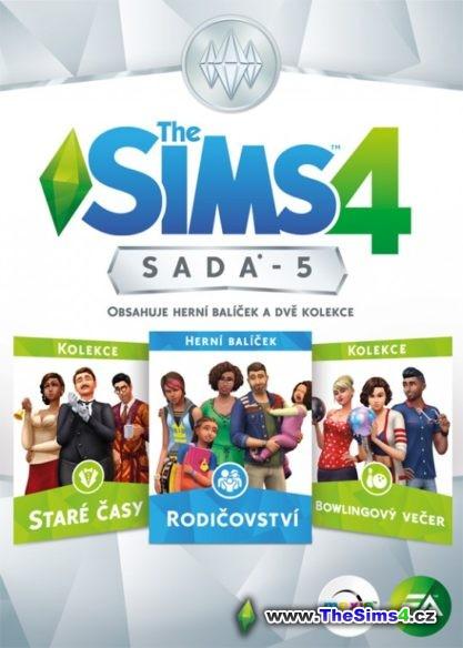 The Sims 4 Sada 5