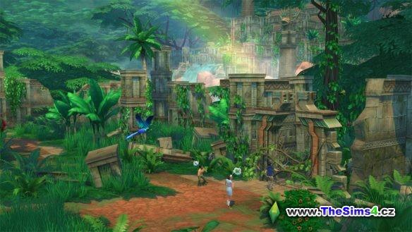 Kdo najde odvahu vypravit se do džungle?